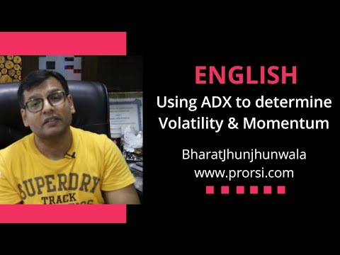Using ADX to determine Volatility, Momentum & Candle Patterns  like a Pro, Momentum Trading Patterns