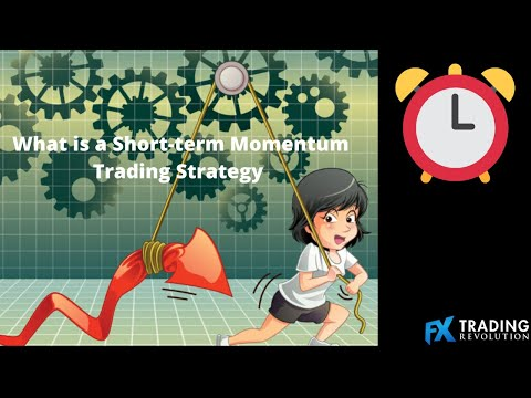 What is a Short-term Momentum Trading Strategy?, Short Term Momentum Trading Strategy