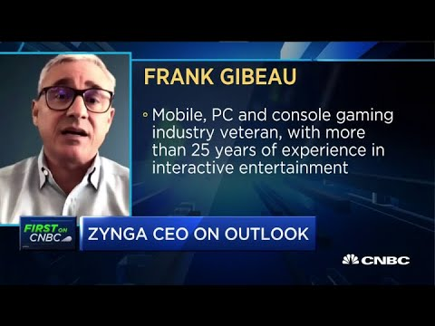 Zynga's acquisition of mobile games developer Rollic: CEO