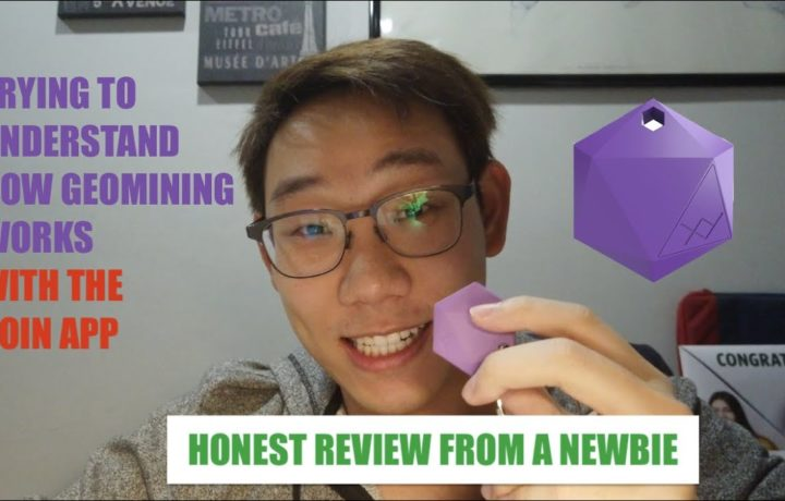HONEST REVIEW: Coin App (XYO) Geomining