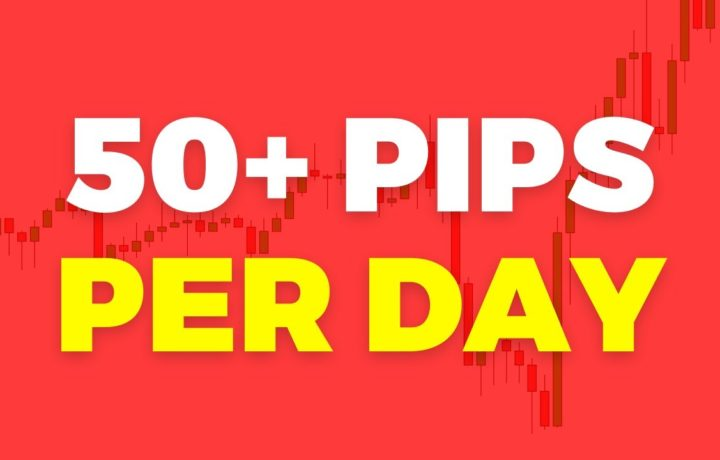 50+ Pips Per Day Forex Scalping Strategy (1 Minute Chart)