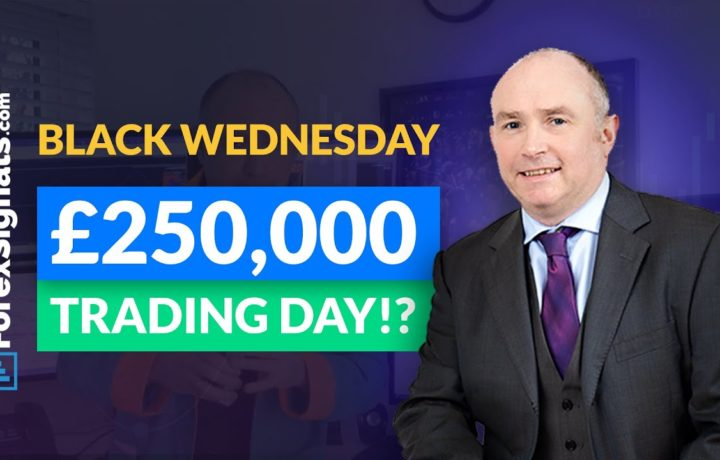 £250,000 in a DAY!? The CRASH of the Pound and The Trade to Rio…
