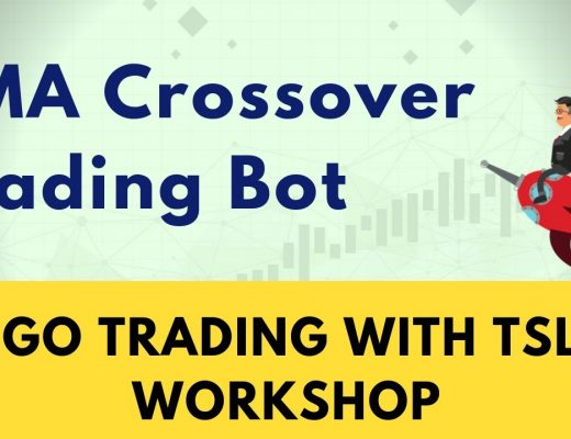 Algorithmic Trading for Non-Programmers: Building a Simple Moving Average Crossover Trading Bot