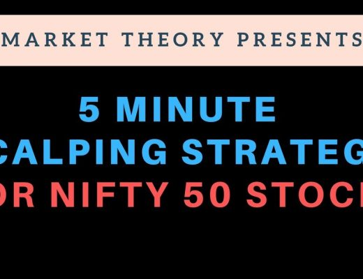 5 Minute Scalping Strategy for Nifty 50 Stocks