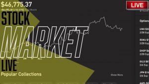 STOCKS MELTING DOWN – Live Trading, Robinhood Options, Stock Picks, Day Trading & STOCK MARKET NEWS
