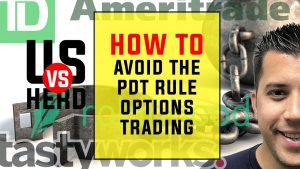 How To Avoid The PDT Rule Options Trading With A Small Account