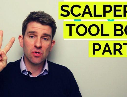 SCALPING COURSE: SCALPER'S TOOL BOX, Part 2 🔨