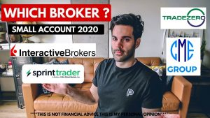 Best Day Trading Brokers for Small Account in 2020 - SprintTrader TradeZero Interactive Brokers CMEG