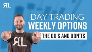 Day Trading with Weekly Options