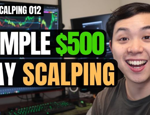 How to Make $500 a Day Scalping Simple Strategies   Live Scalping 012