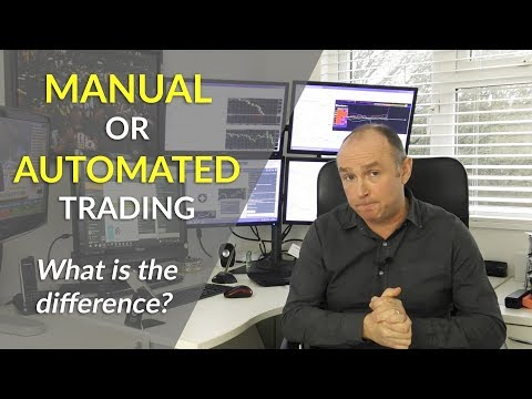 Algo trading in forex