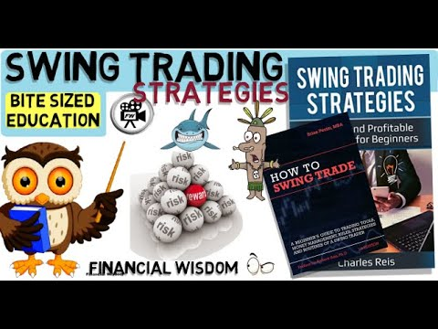 List of the 5 Best Swing Trading Books for Beginners in