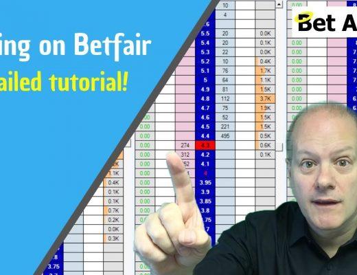 Peter Webb – Bet Angel – Scalping on Betfair explained – Full tutorial