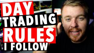 Day Trading RULES I FOLLOW!