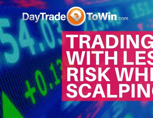Trading With Less Risk When Scalping  – 91% Accuracy