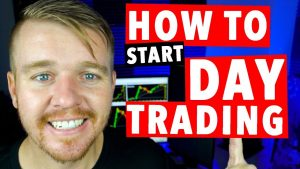 How To Start Day Trading! STOCK MARKET!