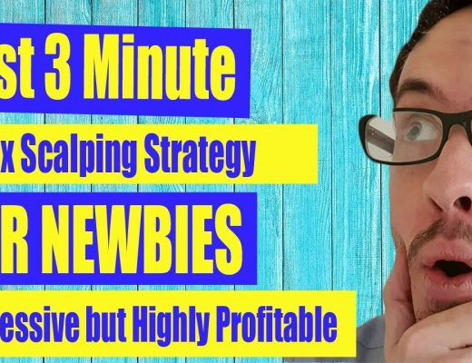 Best 3 minute Forex Scalping Strategy for NEWBIES ~ 2020