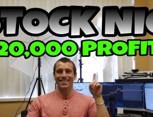How I Made $20,000 Profit Day Trading Stock NIO   Scalp Trading Strategy