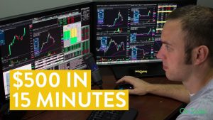 [LIVE] Day Trading | How to Make $500 in 15 Minutes