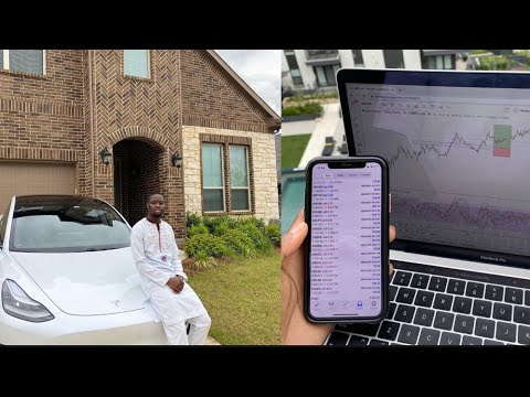 Analyzing Potential Setups For the Week LIVE with Momo Forex | 6 Figure Pro Trader