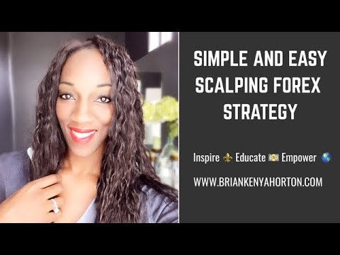 My EASY and PROFITABLE Forex Scalping Strategy! IT REALLY WORKS!!!!!