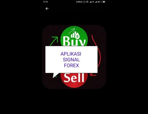 Aplikasi LIVE SIGNAL FOREX