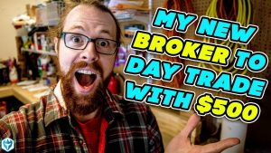 My NEW 💥 Broker to Day Trade with $500 - Small Account Challenge Episode 3