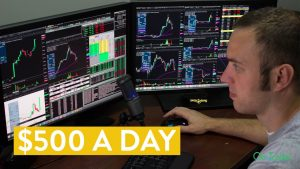[LIVE] Day Trading | $500 A Day Keeps The Job Far Away...