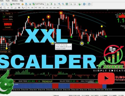 XXL SCALPING SOFTWARE 2018   BEST INDICATOR FOR BEGINNERS