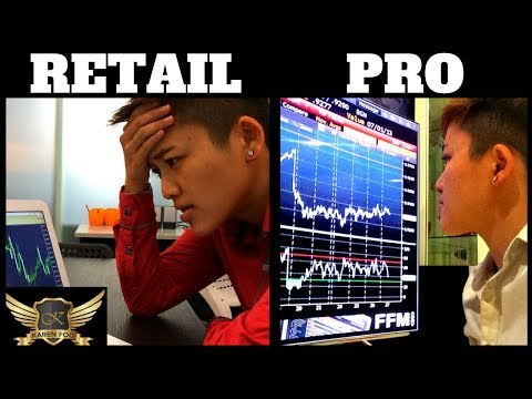 Is the retail investing the same with forex