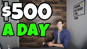 HOW I MAKE $500 A DAY TRADING STOCKS 2019