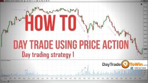 How to day trade using price action: Day trading for beginners Ep. 9: Day trading strategy 1