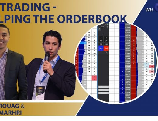 Live Trading  Scalping the Orderbook