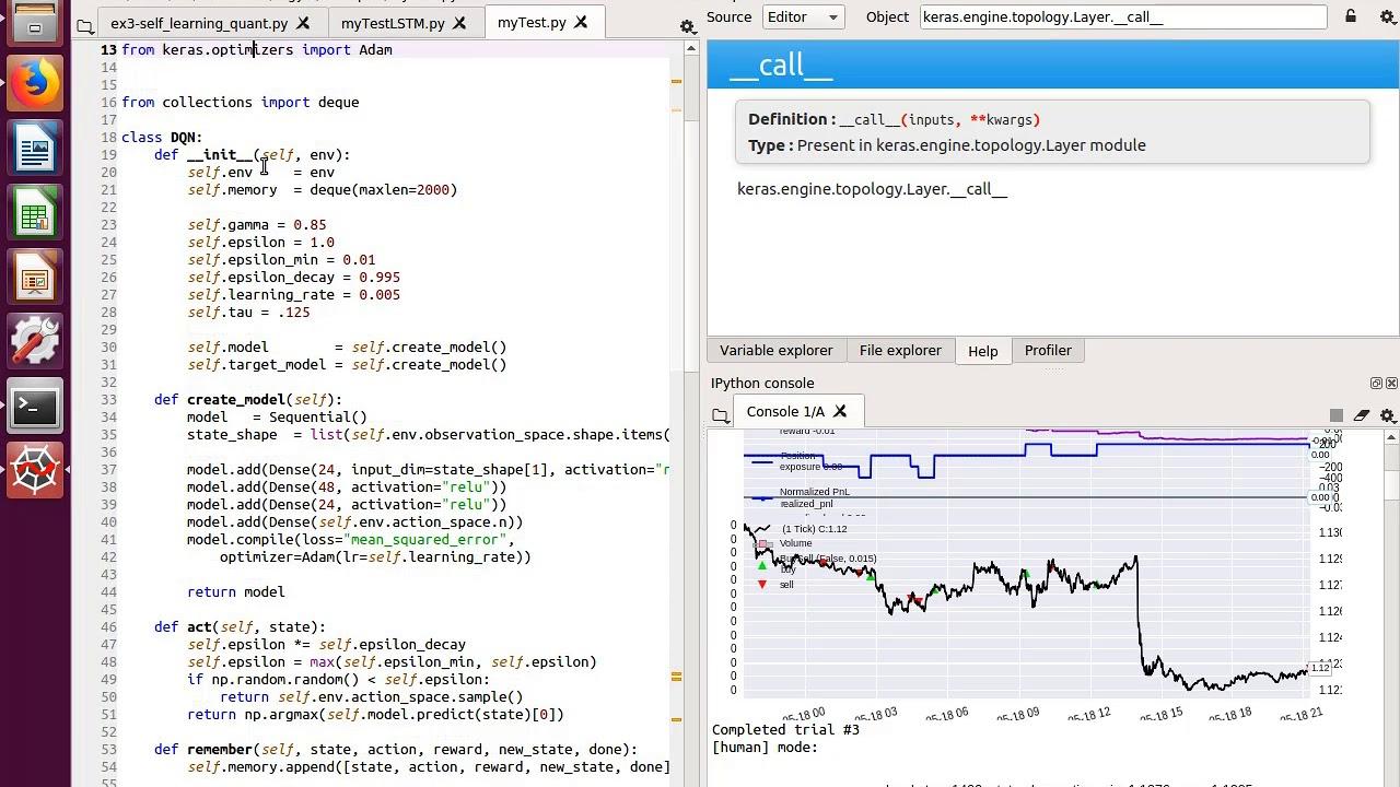 Vi presentiamo: Python per il Trading • AlgoCapital