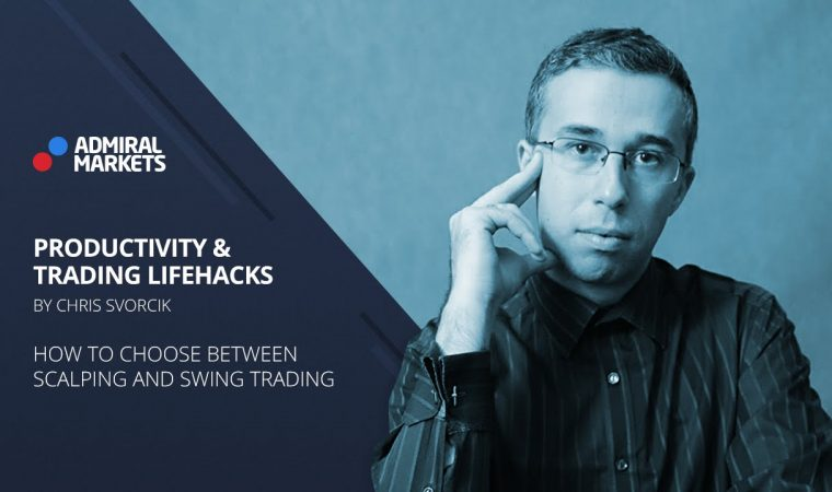 Choosing between scalping and swing trading