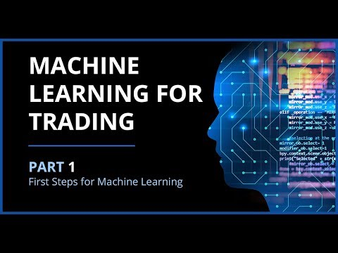 Machine learning for forex