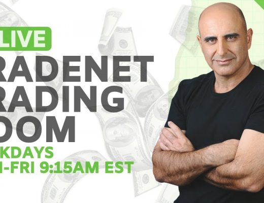 Live Tradenet Day Trading Room – 03/16/2020 – Emergency Fed Rate Cut