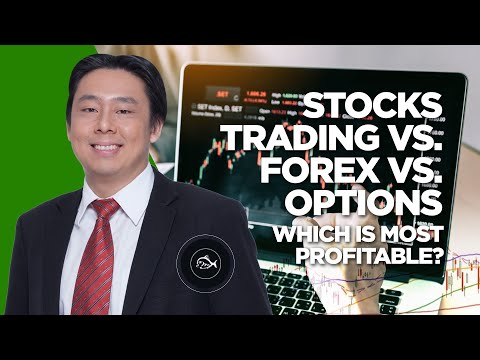 Forex vs selling options