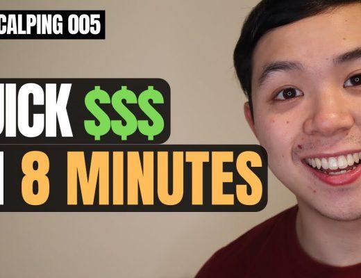 Price Action Trading Quick Profits | Live Scalping 005