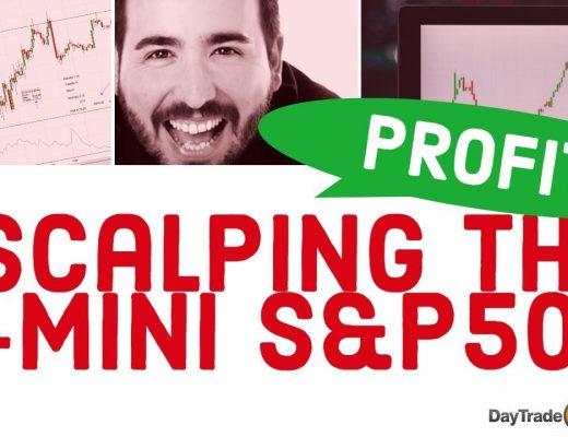 Scalping E-Mini S&P500: Day Trading Strategy