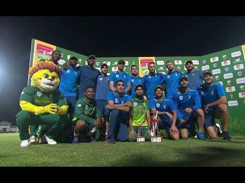 South Africa vs Zimbabwe | 3rd Momentum ODI post match