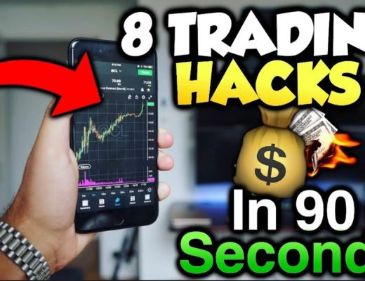 8 TRADING HACKS IN 90 SECONDS