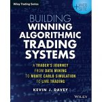 Front Cover - Building Algorithmic Trading Systems