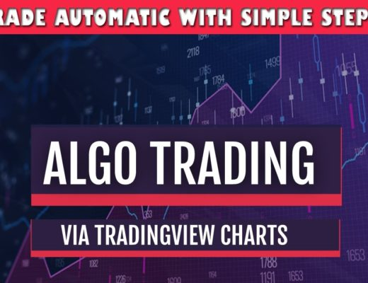 ALGO TRADING | AUTO ROBOT TRADING USING TRADINGVIEW