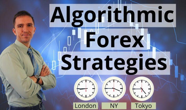 Algorithmic Forex Trading Strategies: EXPERT ADVISORS COURSE