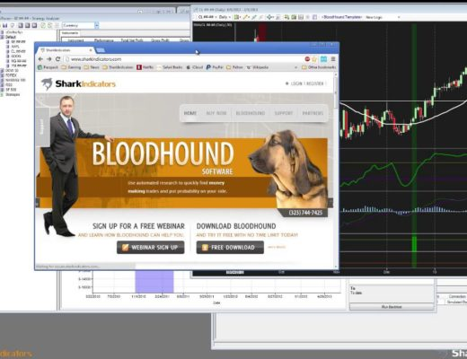 Algorithmic Trading for the Retail Trader