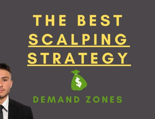 BEST Scalping Strategy || Demand Zones