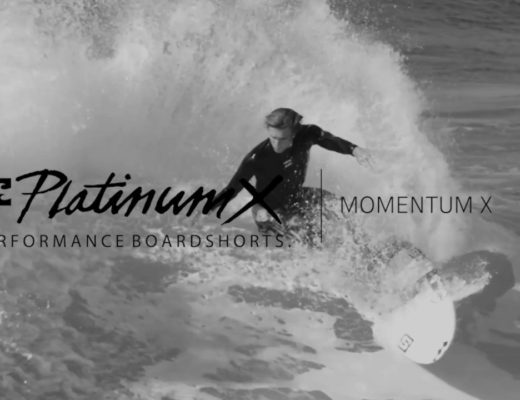 Billabong Momentum X Boardshorts featuring Ryan Callinan