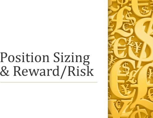 Concepts of Position Sizing and Reward to Risk ratio