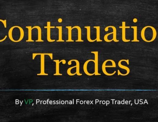 Forex Algorithm Trading – Continuation Trades